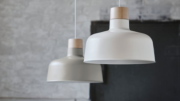 A gallery of new design ideas featuring new arrivals in the IKEA product range.