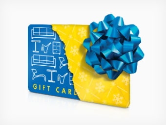 A gift card.