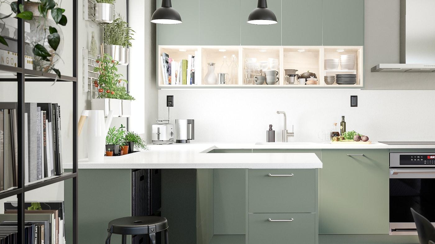 A Planet Friendly Dream Kitchen Ikea