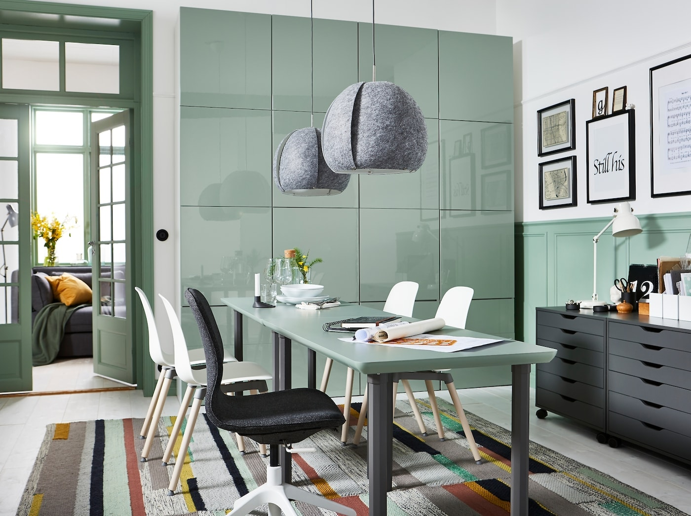 Home Office Design Ideas Gallery - IKEA