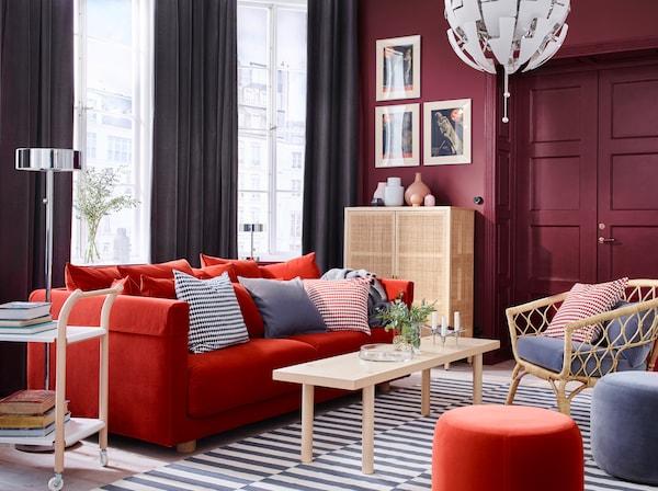 Living room furniture inspiration | IKEA Singapore - IKEA