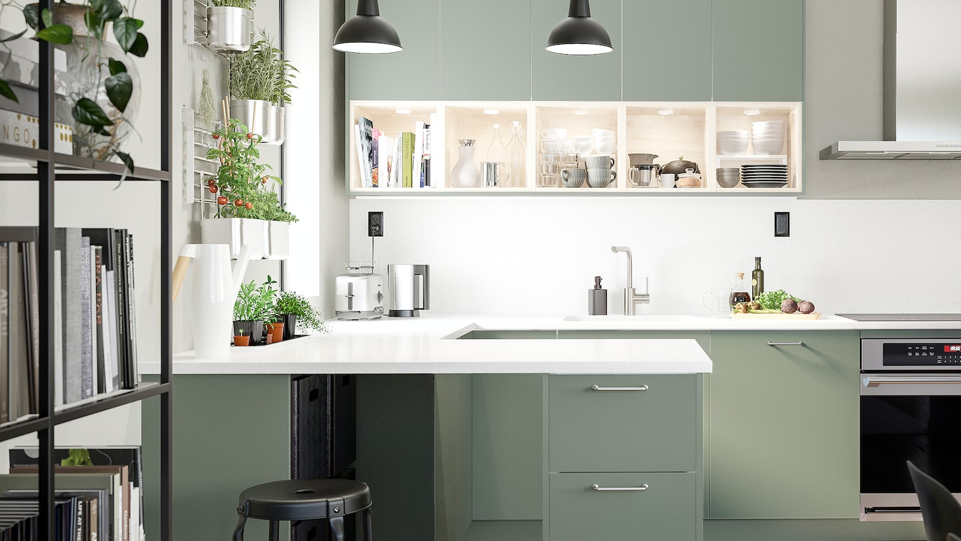 A planet-friendly dream kitchen - IKEA CA