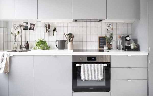 Style and layout inspiration | Kitchen design ideas - IKEA