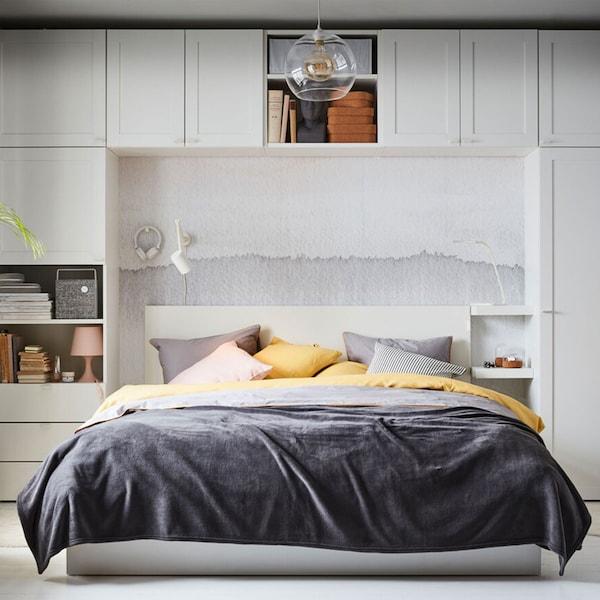 Mobile Tv Camera Da Letto Ikea.Furnishing Ideas Inspiration For Your Bedroom Ikea Switzerland