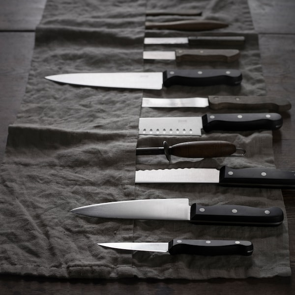 A guide to finding the right knife for cooking.