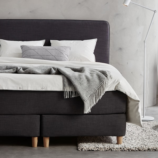 A guide with tips about divan beds to help you choose the best bed for you.