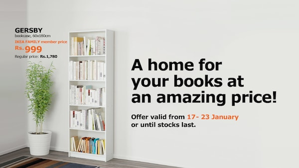 a home for your book