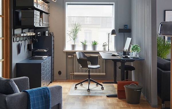 Office design ideas  Office style - IKEA