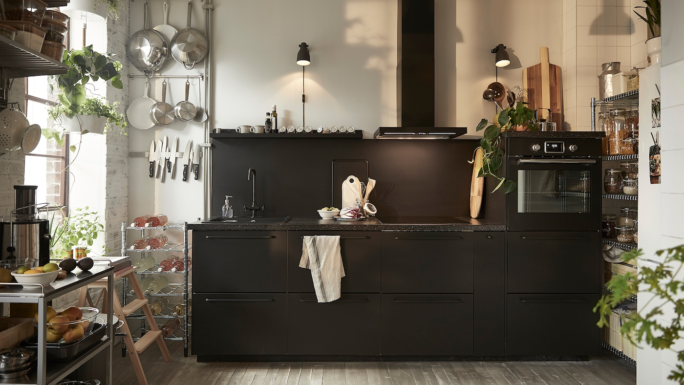 A more sustainable kitchen IKEA
