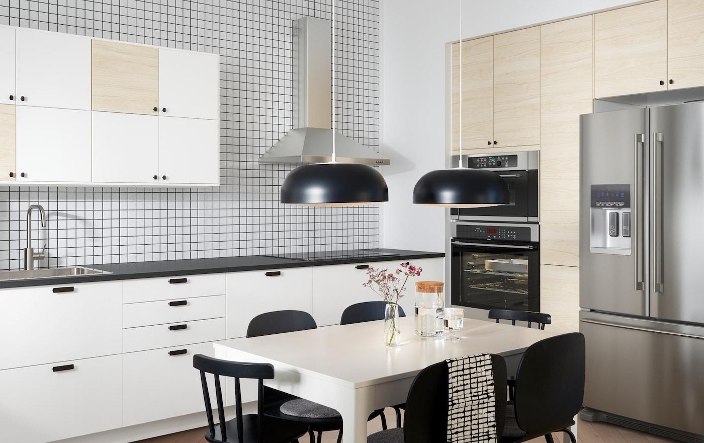 A Flexible And Storage Friendly Kitchen Ikea
