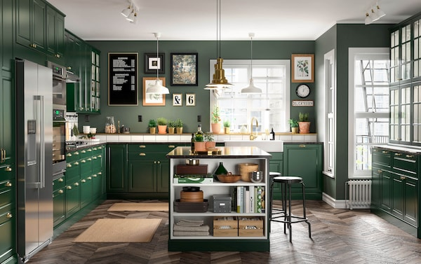 Ikea Kitchen Cabinets Ranked In Jd