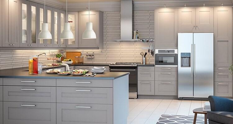 Ikea Kitchen Gray - home decor photos gallery