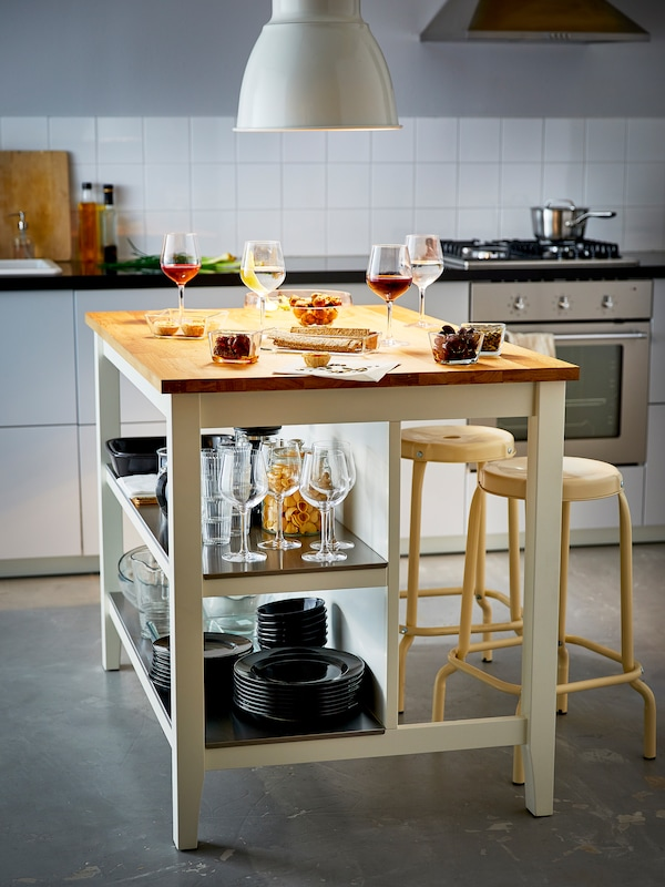 4 Ways With Kitchen Islands Ikea