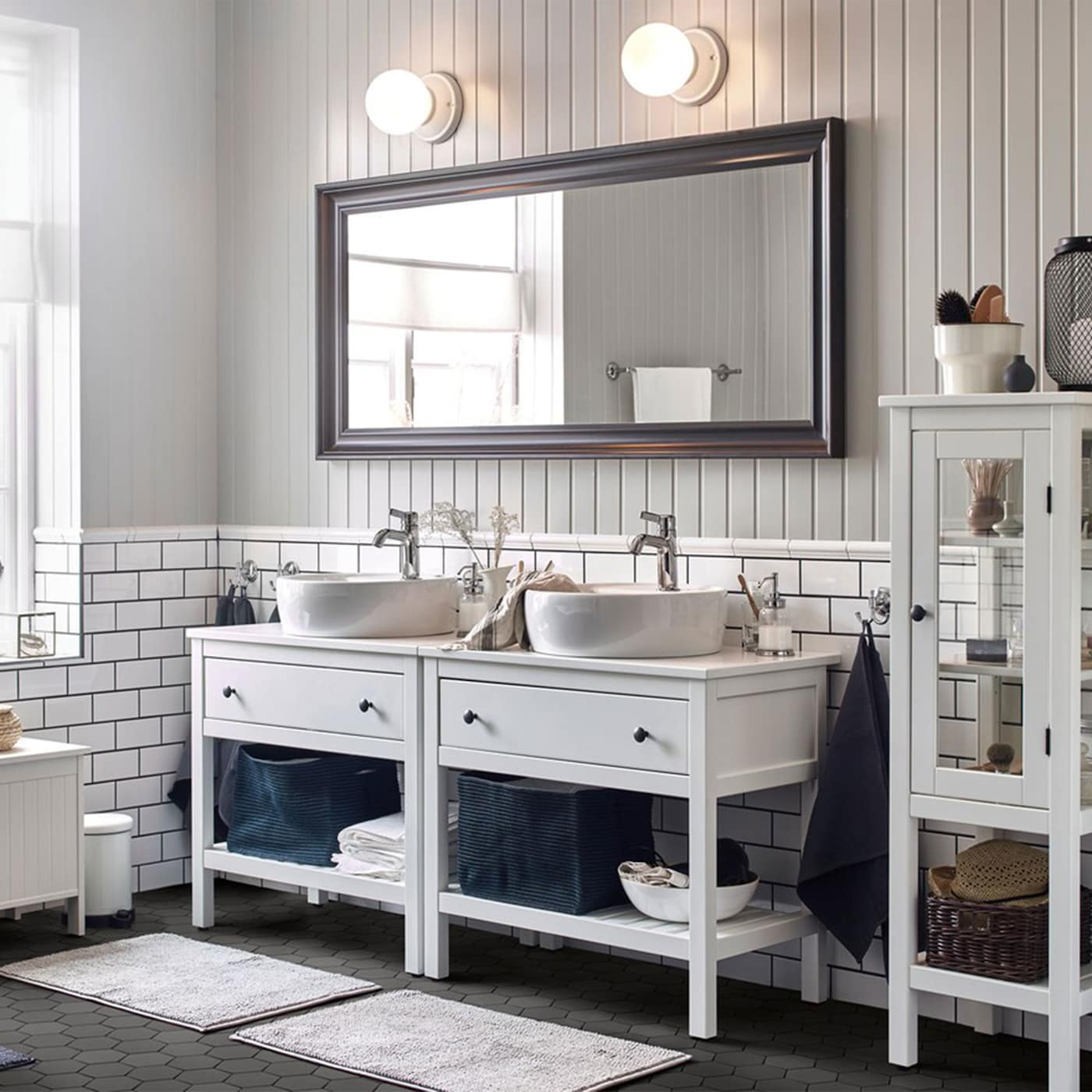 Furnishing ideas & inspiration for your bathroom - IKEA Switzerland