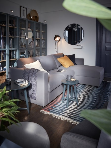 A living room for all the things you love.