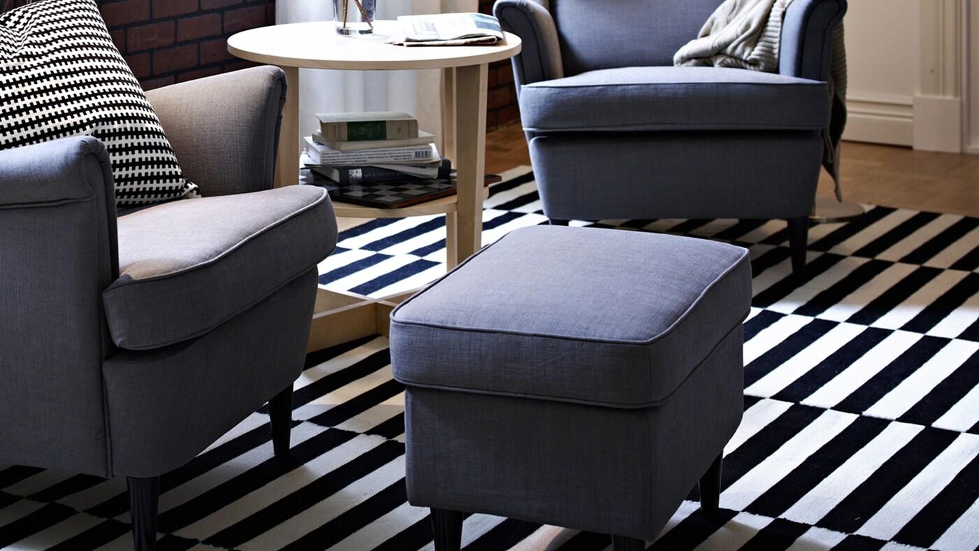 Living Room Rugs & Textiles - IKEA