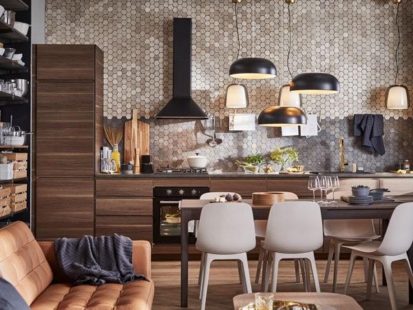 Inspírate con nuestras cocinas - Decoración cocina - IKEA
