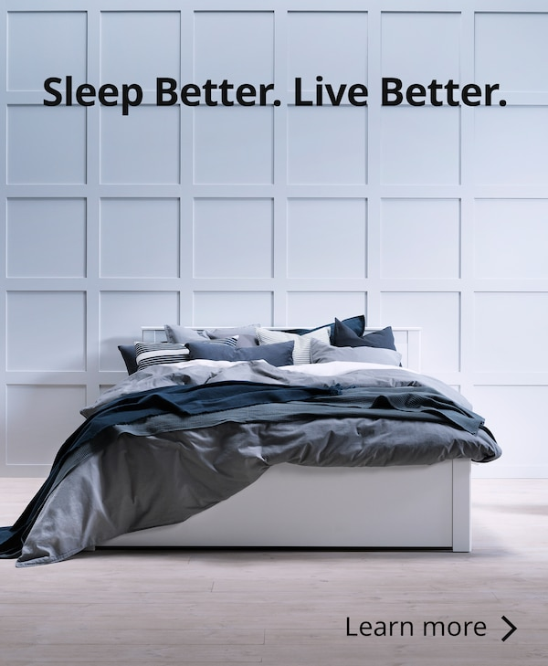 A perfect night's sleep for adults