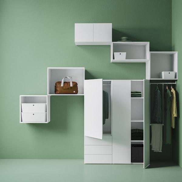 A planner that lets you plan your own PLATSA storage.