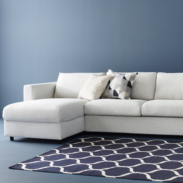 A planner to help choose the right VIMLE sofa.