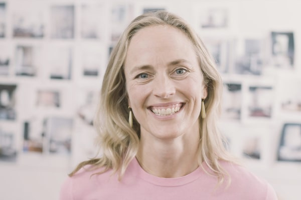 A portrait of Malin Pettersson-Beckeman, IKEA Sustainability Communications.