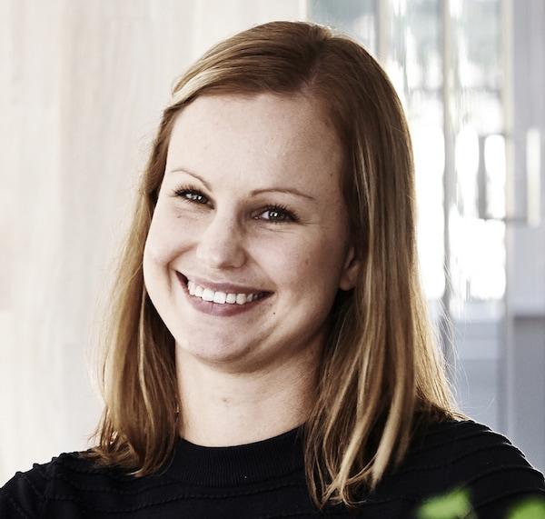 A portrait of Sara.
