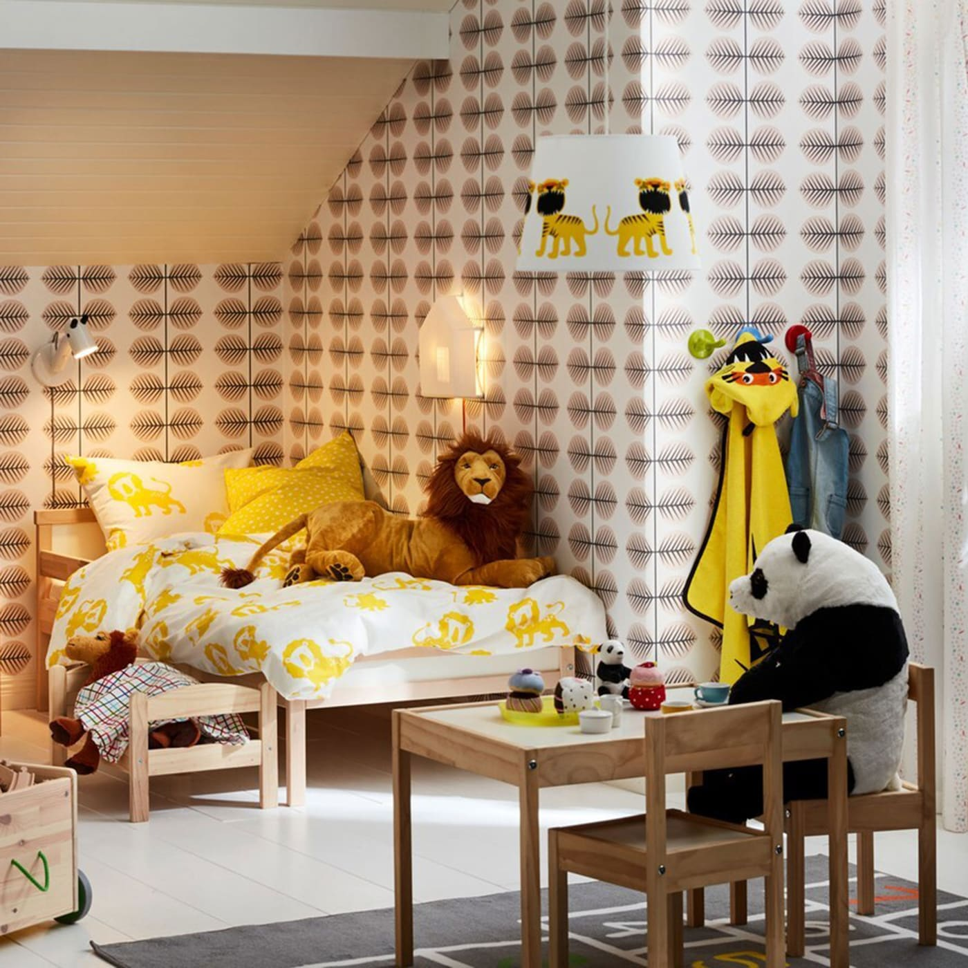 Where Bedtime Meets Playtime Ikea