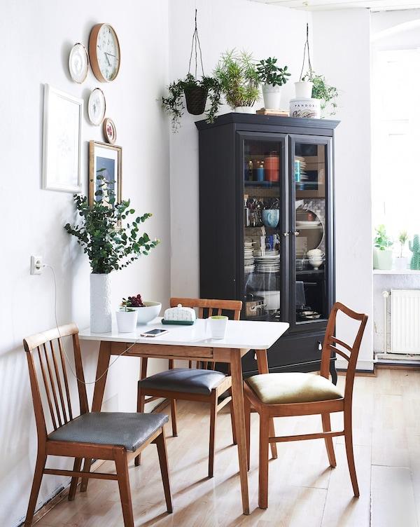 A Family S Small Kitchen Ikea Ireland