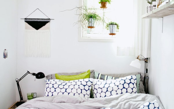 Small bedroom ideas | Small space inspiration - IKEA