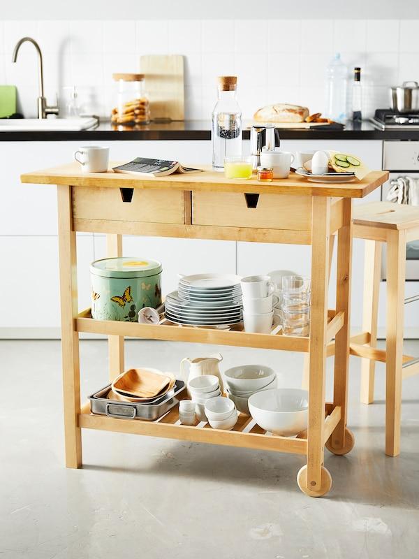 4 Ways With Kitchen Islands Ikea