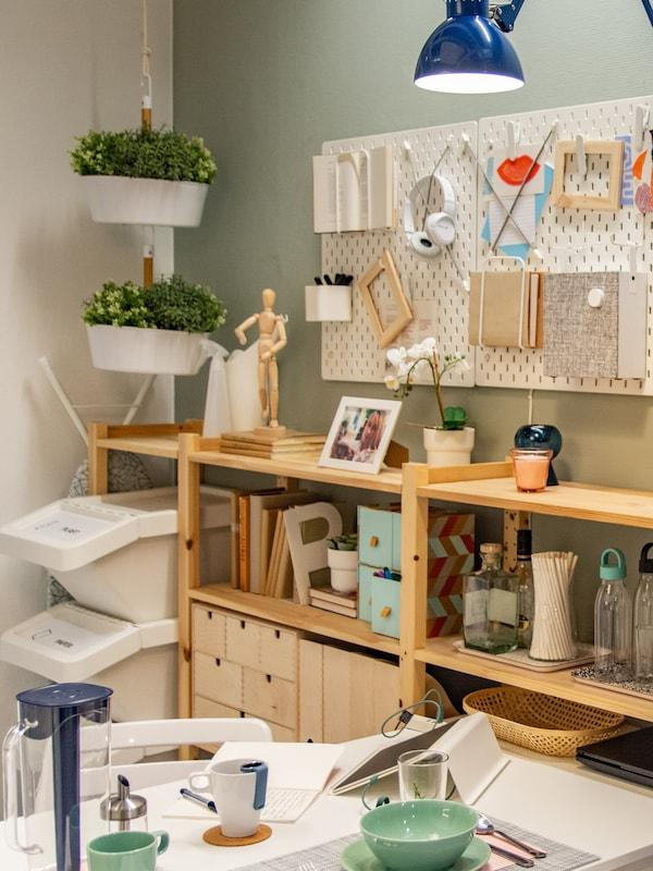 A SORTERA hulladékszelektáló ládák alkalmazkodnak az otthonodhoz, és még a legkisebb helyekre is megoldást kínálnak.