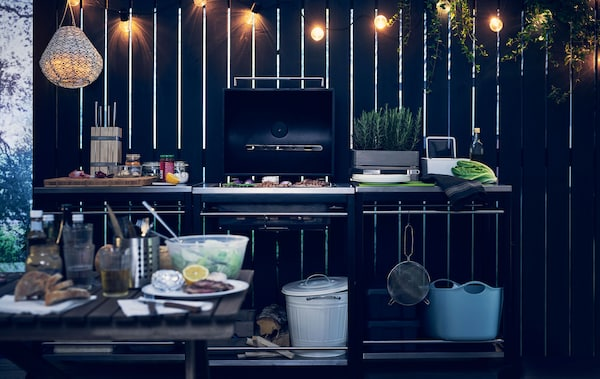The Great Outdoor Kitchen Ikea Ca