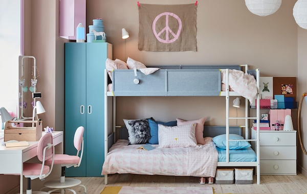 Kids bedroom ideas | Kids bedroom inspiration - IKEA