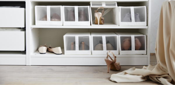 A tidy home — Guide to organising wardrobes