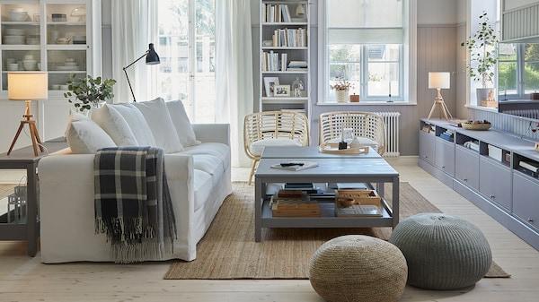 Einrichtungsideen für dein Wohnzimmer - IKEA Österreich