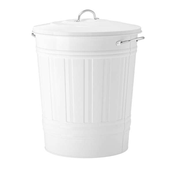 a waste bin.