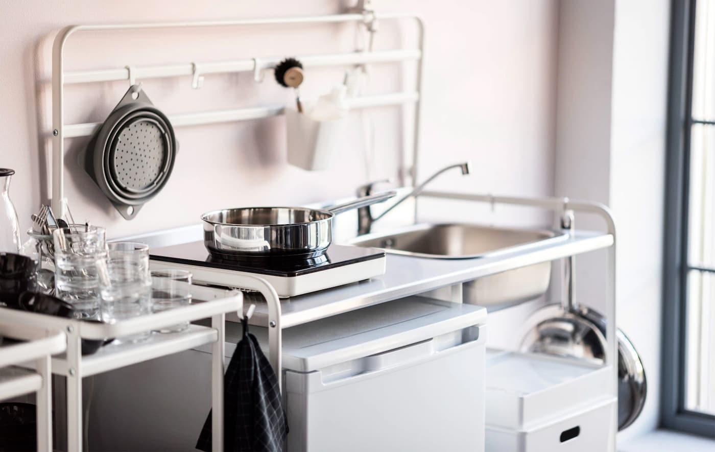 Etonnant Galley Kitchen Inspiration | Small Kitchen Ideas   IKEA