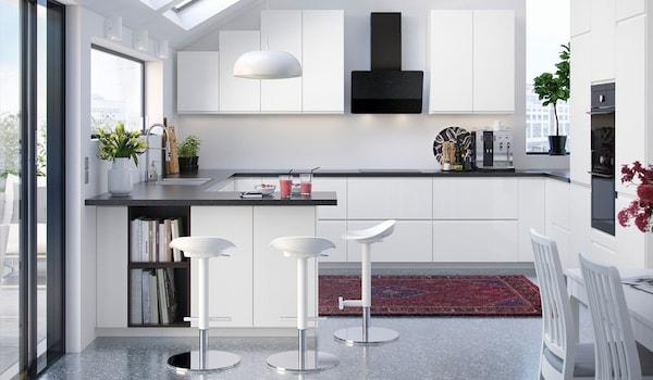 Einrichtungsideen & Inspirationen für deine Küche - IKEA Schweiz