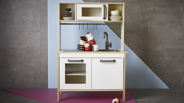 Special price on DUKTIG and SPISIG toy kitchens
