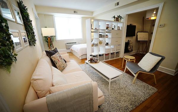 Interior Design Small Apartment Ikea