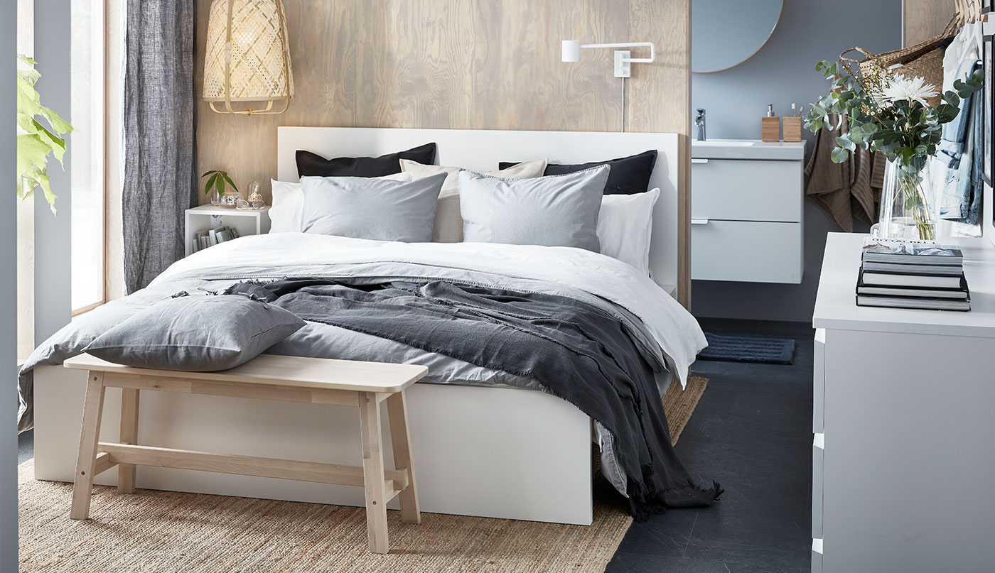 Small bedroom ideas  Small space inspiration - IKEA