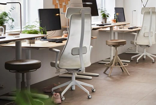 Peachy Office Furniture Furnishings For Your Business Ikea Download Free Architecture Designs Embacsunscenecom