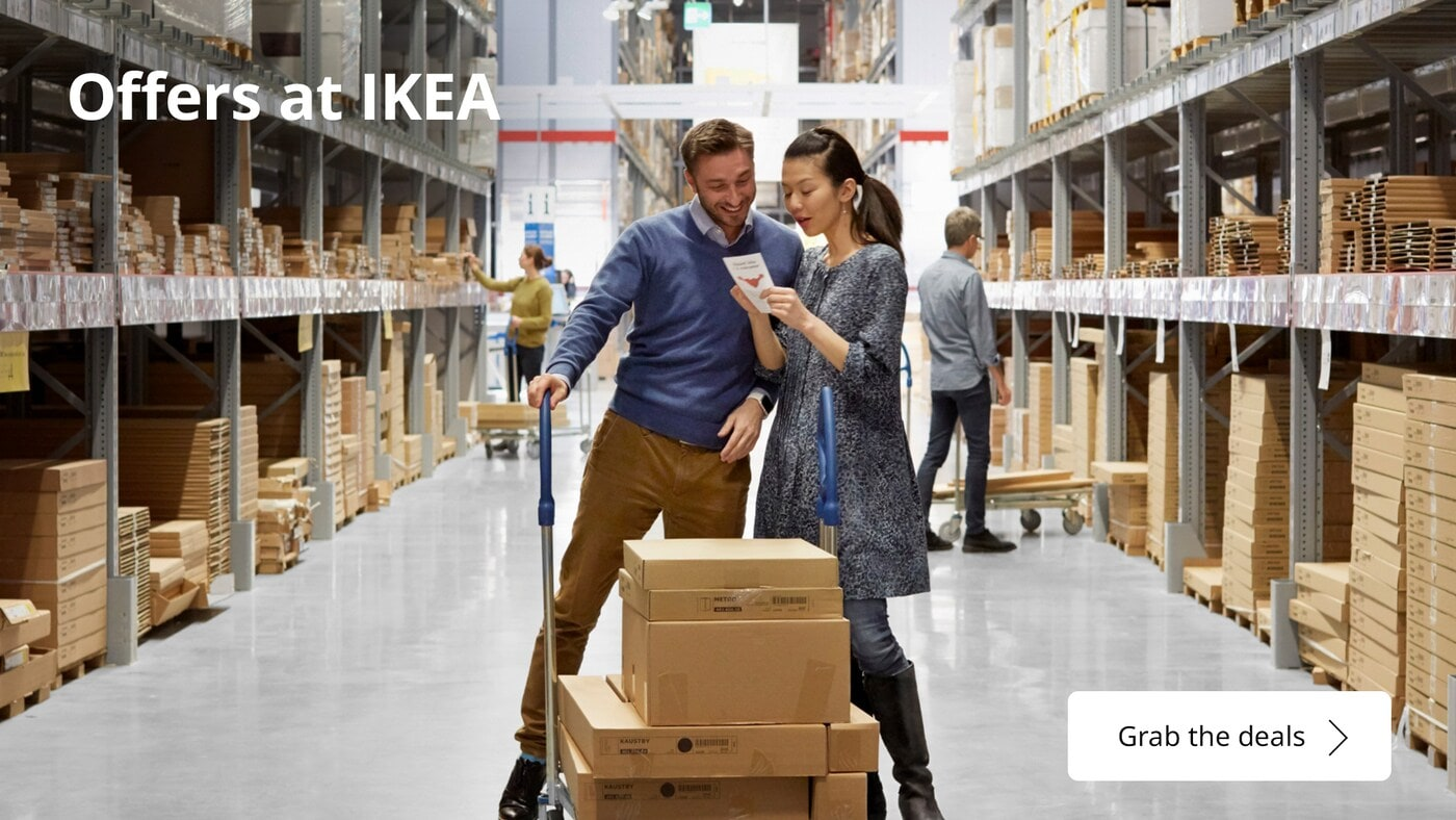 Offers at IKEA