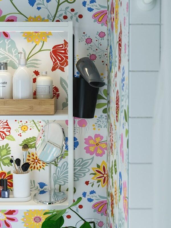 accesorios de baño para tener más espacio