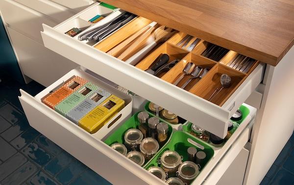Ikea Accessori Interni Per Mobili Cucina.Organizza La Tua Cucina Ikea It