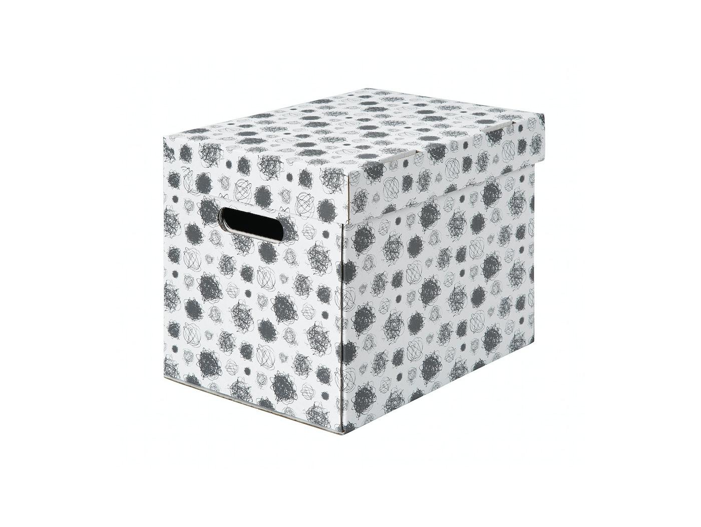 TITTAR fedeles doboz.
