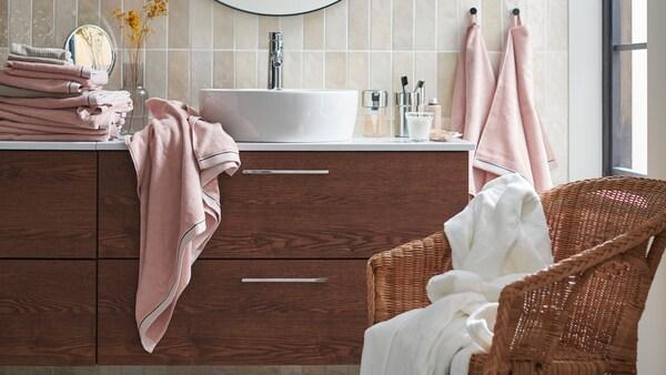 أداة لتخطيط حمامك.