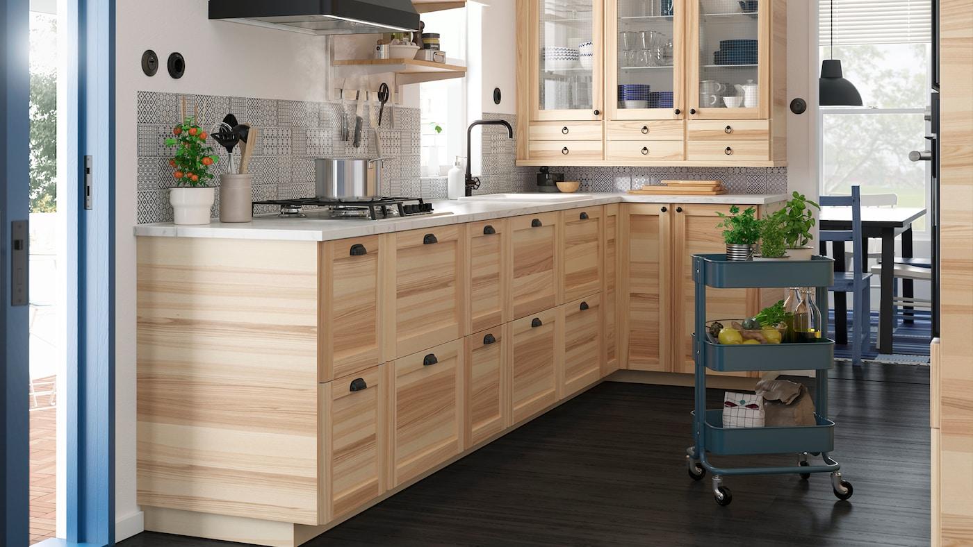 kitchen kitchen design ideas inspiration ikea. Black Bedroom Furniture Sets. Home Design Ideas