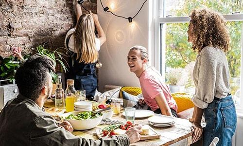 Adhérez à IKEAFamily pour obtenir des récompenses, des réductions et des surprises!