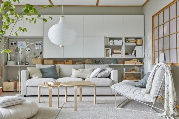 Adopte le look scandinave pour ta maison